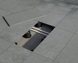 Dalle Sur Plots : vente de dalles sur plots rectangulaire gardanne sols concept ~ Farleysfitness.com Idées de Décoration