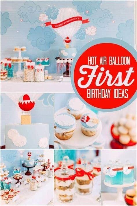 birthday party ideas  boys born   spaceships
