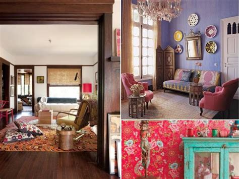 Decorating A Bohemian Home