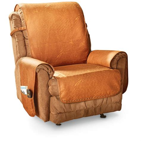 recliner chair slipcovers orange recliner slipcover kathy day large