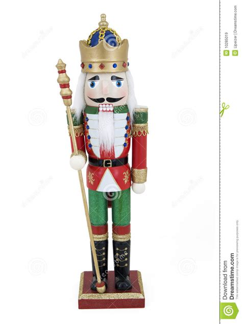 handsome nutcracker royalty  stock images image