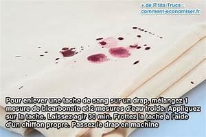 Comment Enlever Tache De Sang Ancienne : le secret pour enlever facilement une tache de sang sur un drap ~ Medecine-chirurgie-esthetiques.com Avis de Voitures