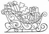 Coloring Noel Coloriage Santa Sled Imprimer Sleigh Preschool Dessins Gratuit Noël Colorier Kindergarten Crafts Hugo Escargot Pere Para Dessin Colorear sketch template