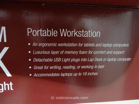 sofia sam ergonomic desk portable workstation sofia and sam memory foam desk