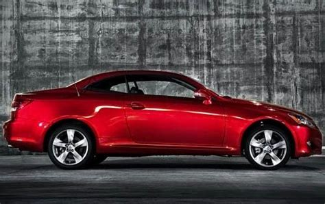 Used 2011 Lexus Is 250 C Pricing