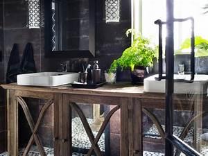 Diy bathroom remodel projects hgtv for Bathroom remodel order of tasks