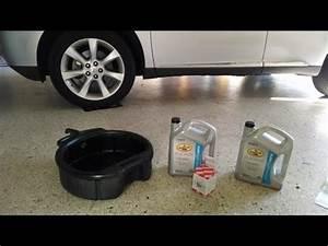 Oil & Filter Change Lexus IS250 & IS350 FunnyDog TV