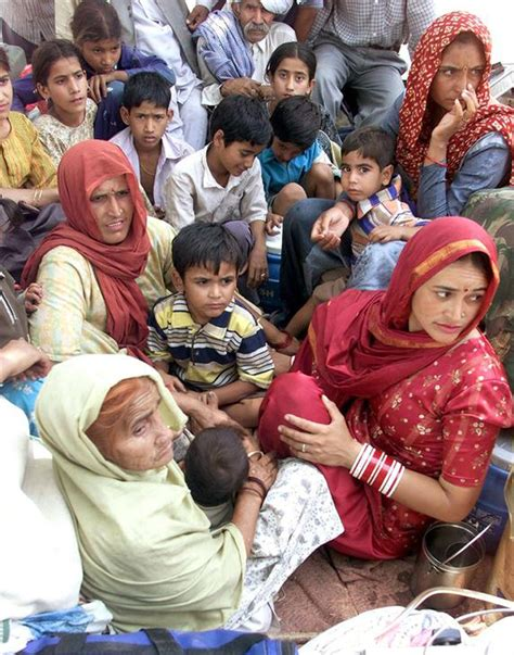 Persecuted Back Home And Refugees In India, Pakistani ...