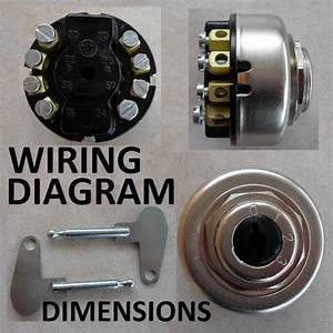 Wiring Diagram David Brown 990