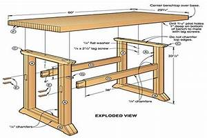 Build a Workbench Easy Way to Decorate Your Outdoor Space