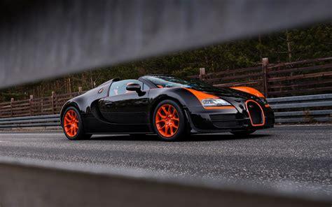 Bugatti Veyron 16.4 Grand Sport Vitesse Takes Convertible