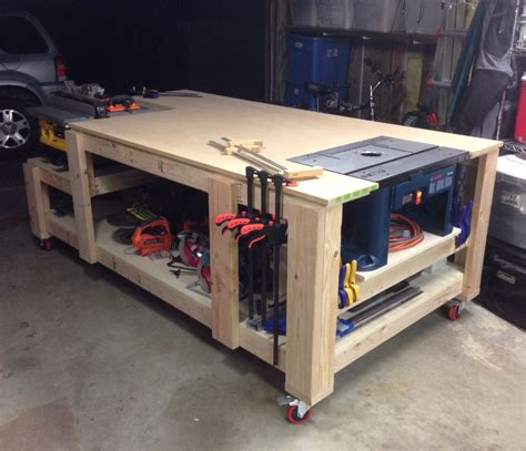 ultimate workbench homes   table