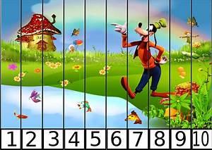 Aprendemos los números del 1 al 10 con estos puzzles de números divertidos Orientacion Andujar