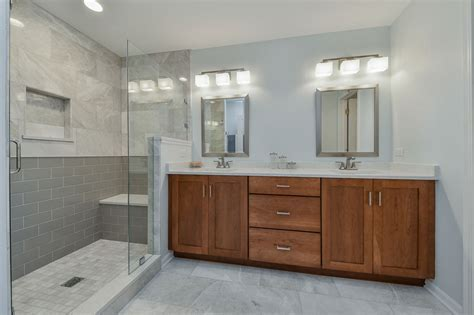 Richard's Master Bathroom Remodel Pictures   Home