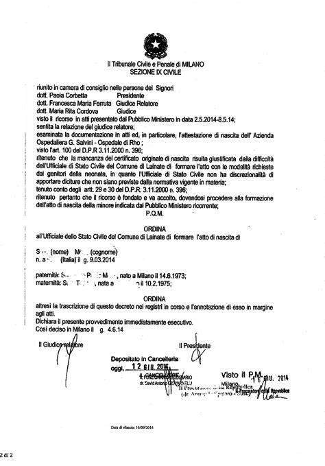 Lettera All Ufficio Personale by Sovranita Individuale 2 Notifiche Varie Sos Utenti