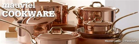 mauviel cookware copper cookware set mauviel rose gold kitchen