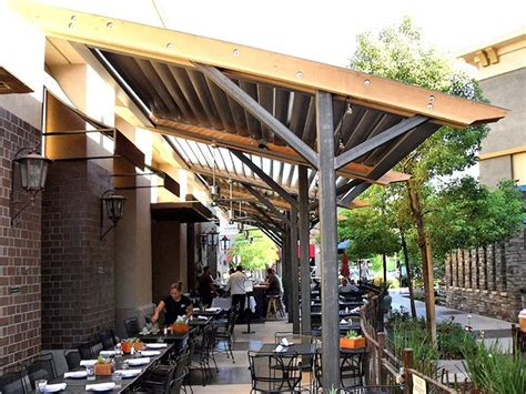 patio covers canopies carports  superior awning restaurant patio outdoor restaurant