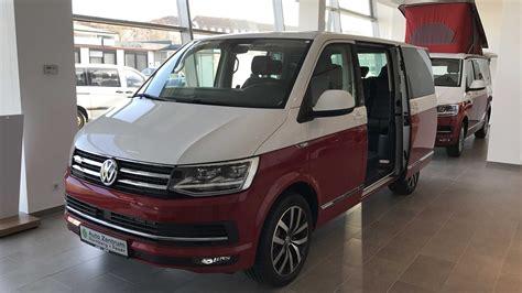 vw t 6 multivan vw t6 multivan cer new model 2017 generation six walkaround and interior