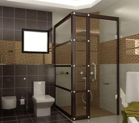 Chocolate Brown Bathroom Ideas by 18 Sophisticated Brown Bathroom Ideas Home Design Lover