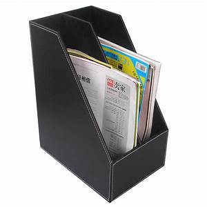 popular leather document box buy cheap leather document With document organizer box