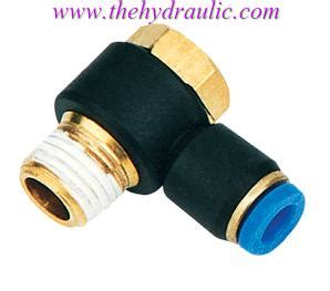 fitting model pt 4mm sph plastic pneumatic fitting