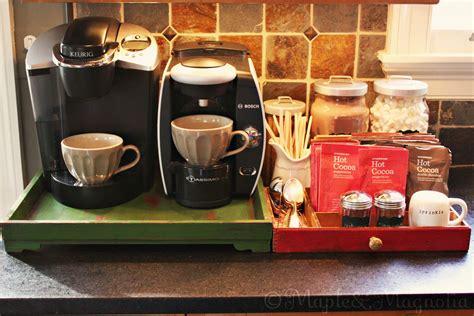 Coffee Bar Home, Coffee