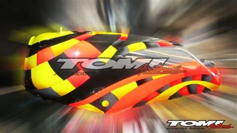 Modifikasi Rx King Airbrush by Modifikasi Airbrush Yamaha Rx King Tomi Airbrush