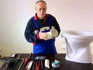 Wc Anschlussstutzen Versetzte Montage : stand wc und werkzeuge werden f r montage vorgestellt youtube ~ Watch28wear.com Haus und Dekorationen