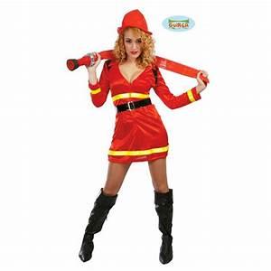 Deguisement Halloween Enfant Pas Cher : deguisement pas cher pompier femme festimania ~ Melissatoandfro.com Idées de Décoration
