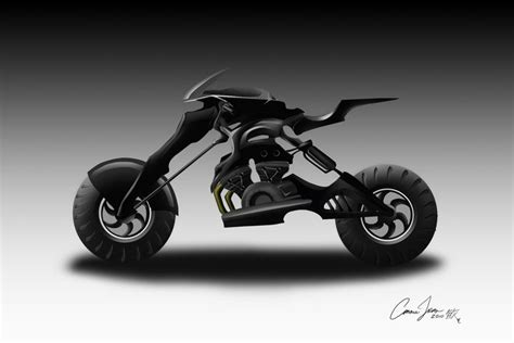 Futuristic Motorcycle By Conniebees On Deviantart