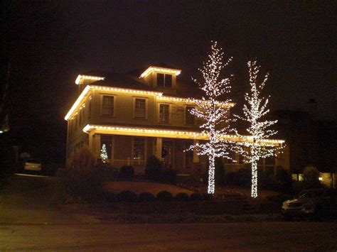 christmas lights ideas homesfeed