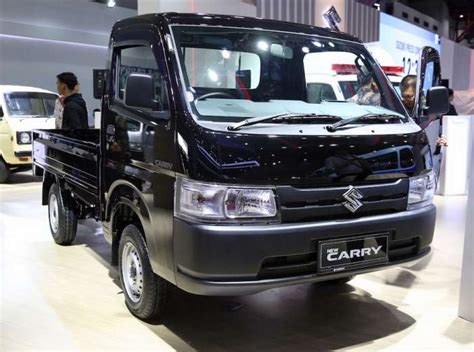 Review Suzuki Carry 2019 by 2019 Suzuki Carry Debuts With 1 5l Petrol Engine In New