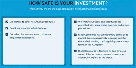 Live stos, ieos, etos, daicos, icos to invest in 2021. Block Commerce ICO Review - Legit or Huge Scam? - Aaron ...