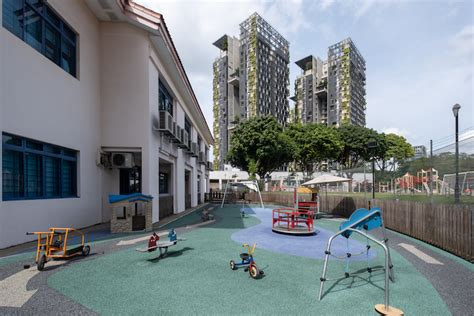 workplace preschool  nus clementi singapore west