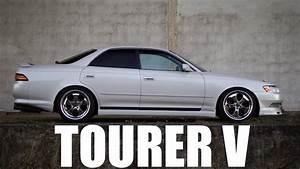 Drifteuse Homologu U00c9e   Toyota Mark Ii Jzx90 Tourer V