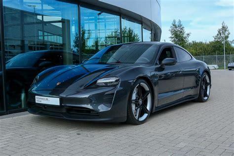 Porsche Taycan 4S 2020 - elferspot.com - Marketplace for ...
