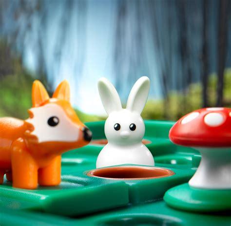 lievres renards smartgames