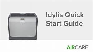 Idylis Quick Start Guide