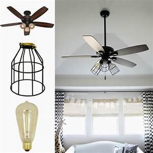 Kitchen ceiling fans on sunflower