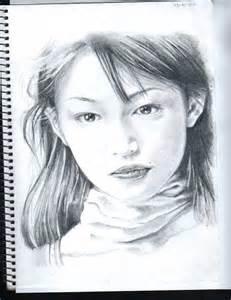 Japanese Pencil Drawings