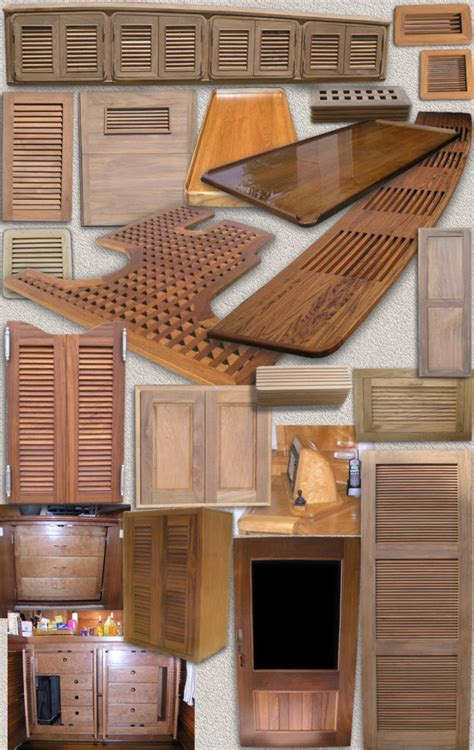 Custom Teak Marine Woodwork by Custom Teak Marine, Inc