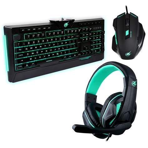 arokh trio gaming pack pack clavier souris arokh sur