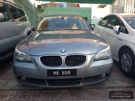 2005 Bmw 530i For Sale by Bmw 5 Series 530i 2005 For Sale In Lahore Pakwheels