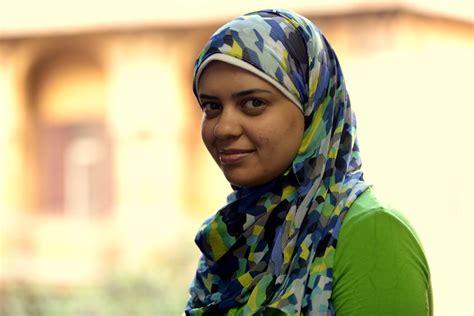 hijab fashion  egypt  classical wrap   trendy