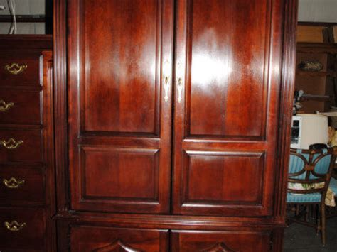 cherry tv armoire for sale thomasville cherry tv armoire east