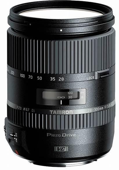 Tamron Di Pzd 300mm Vc Lens Canon