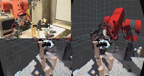 immersive vr enables safe  effective control  big