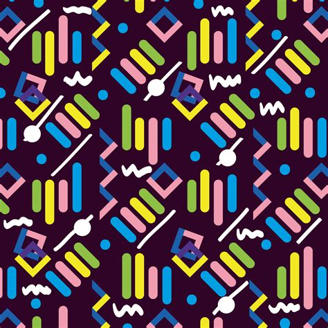 Color Geometric Figure Background Design 650720 Vector Art