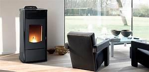 Poele A Granule Sans Conduit : cheminee ethanol chauffage ~ Premium-room.com Idées de Décoration