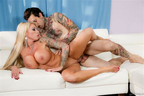 Busty Blonde Babe Lolly Ink Having Hardcore Sex 1 Of 2
